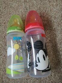 Nik bottles