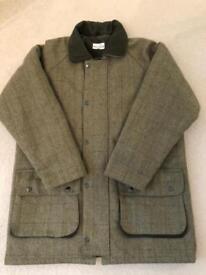 Medium men's tweed coat