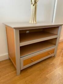 Newly painted TV Unit