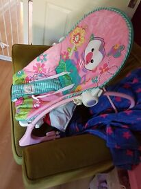 Rainforest Baby Chair Suitable From Newborn +
