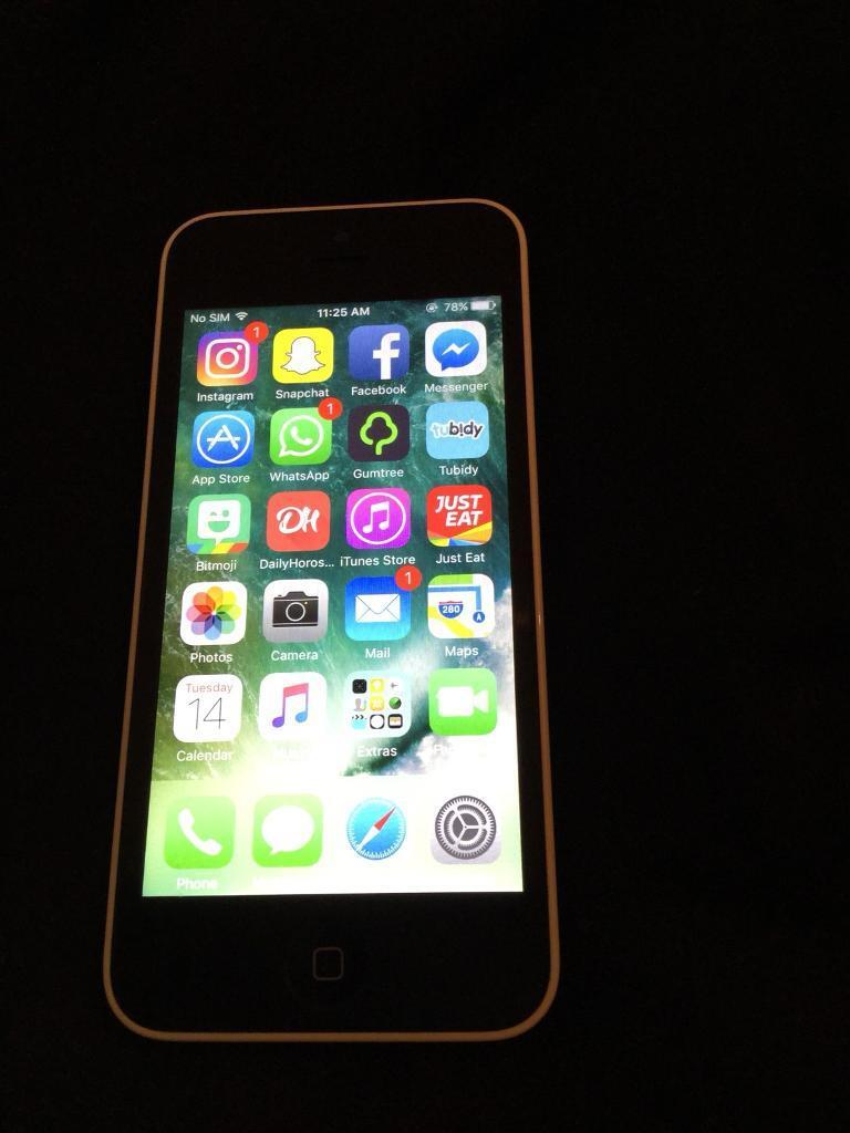 New iPhone 5c 64gb for sale may swap