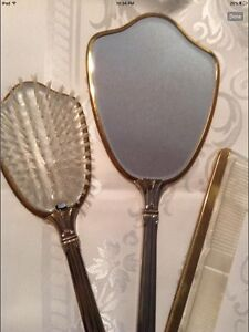 Antique Brush Set