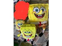 Spongebob build abear