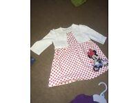 0-6 months baby girls bundle