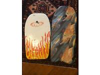2 body boards for sale brand new