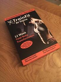 X-TrainFit at home 12 week body transformation DVD pack