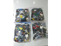 Assorted 1 KG Lego Bags