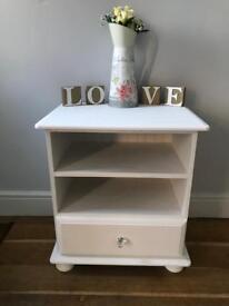 Decorative solid pine cabinet