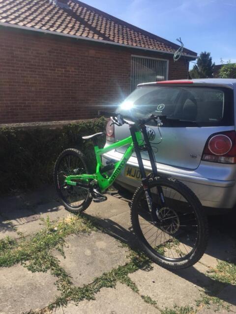 00a059e73ef Commencal Supreme DH Full Suspension Downhill Bike (M) | in ...