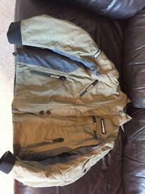 Women's LS2 Padded Motorbike Jacket Size Medium