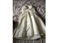 Short wedding dress size 10 new with tags