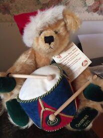 Hermann spilewaren Christmas Bear 2002