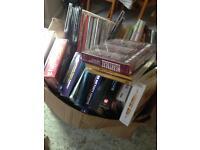 CDs 'loads of'