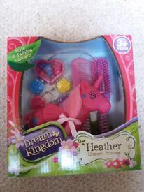 Dream Kingdom Heather Unicorn Princess x 2
