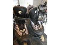 K2 Eclipse size 6 Inline Skates
