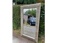 R V Astley. 1.85 by 1.06 Massive Mirror