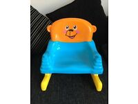 Fisher price children's chair