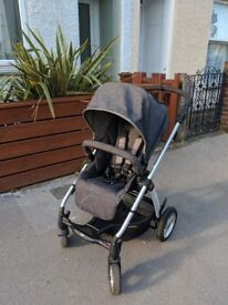 Mamas & Papas Sola2 MTX pram/pushchair/buggy