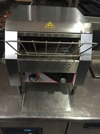 Conveyor toaster TT-300 Stainless Steel Commercial Catering