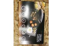 George foreman grill 23450. New
