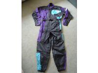 Hein Gericke Pro-Tech motorcycle motorbike waterproof rain suit. Size M