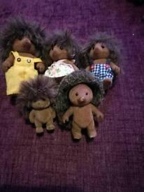 Sylvanian Families Bramble Hedgehogs
