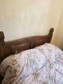 Bed frame no mattress