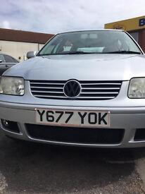 1.4L VW Polo 5door