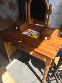 Pine dressing table price reduced!