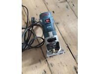 Bosch 1/4 inch trimmer router