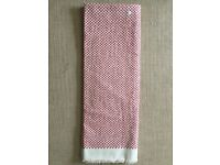 Fermoie 'Marden' star print designer fabric (just over 3 meters) RRP £96 p/meter - BRAND NEW