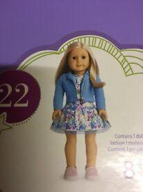 American Girl Doll (Brand New in box)