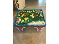 Thomas & friends wooden railway table
