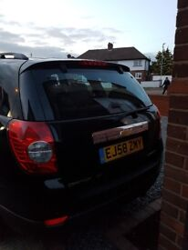 Chevrolet Captiva 7 seater 09 reg auto