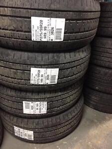 275/55/20 Bridgestone Dueler H/L 400 (All Season)