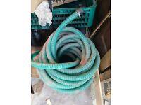 40mm dia sump pump hose