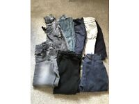 Boys bundle clothes age. 8 9 10 years old