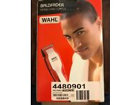 Wahl Baldfader mains hair clipper barely used