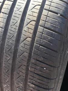 245/50/18 Pirelli p7 ete runflat 5/32
