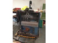 Miller sycrowave 300 welder