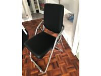 **Brand New** Foldable Padded Comfortable Home Office Chair