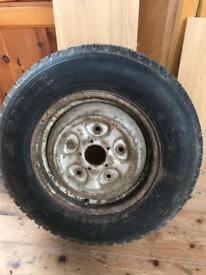 Tyre 185 R14