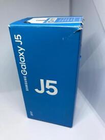 Samsung J5 2017 Gold Unlocked Boxed