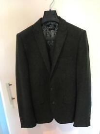 Donegal wool Blazer and wasitcoat for sale