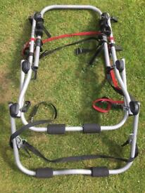 Cycle Carrier - Halfords High Mount 3 Bike Carrier