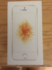 iPhone SE Gold 16gb EE network