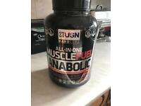 Usn hardcore all in one muscle fuel anabolic 2kg chocolate
