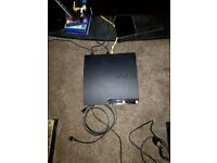 PS3 120GIG and 21 games