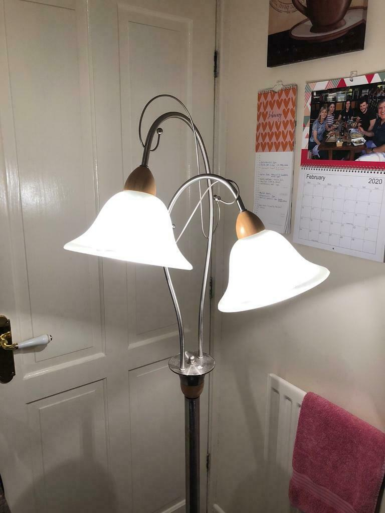 Floor Lamp For Sale In Endon Staffordshire Gumtree