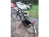 Dutchie female Dutch style bike - 3 speed.